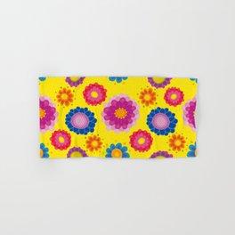 Sunny Ukraine Hand & Bath Towel