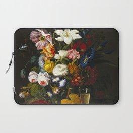 Severin Roesen - Victorian Bouquet Laptop Sleeve