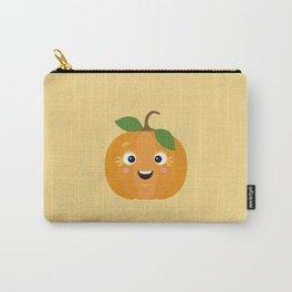 Happy Halloween Pumpkin T-Shirt Di4f3 Carry-All Pouch