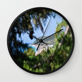 In Nature Wall Clock