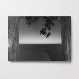 This Week's Horizons Metal Print