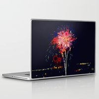 fireworks Laptop & iPad Skins featuring Fireworks! by Love2Snap
