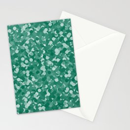 Lush Meadow Polka Dot Bubbles Stationery Cards