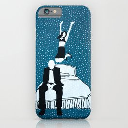 Chateau Marmont iPhone Case