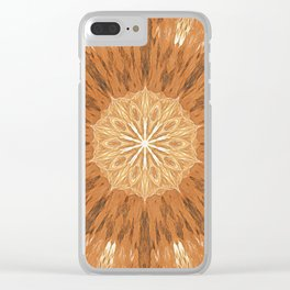 Soul of a Tiger Clear iPhone Case