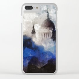 The Blitz, WWII Clear iPhone Case