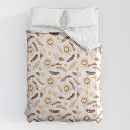 unto his nest Comforters