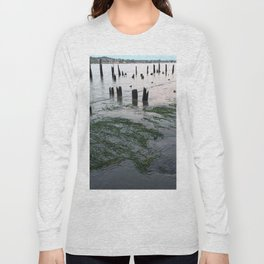 Water plants at low tie Long Sleeve T-shirt