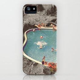 is this the place that they call paradise? iPhone Case