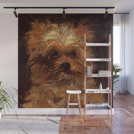 "Édouard Manet ""Bob, Chien Griffon"" Wall Mural"