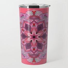Lavish Flower 03 Travel Mug