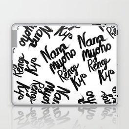 Nam Myoho Renge Kyo Laptop & iPad Skin