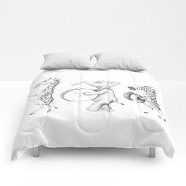 Safari Animal Parade Comforters