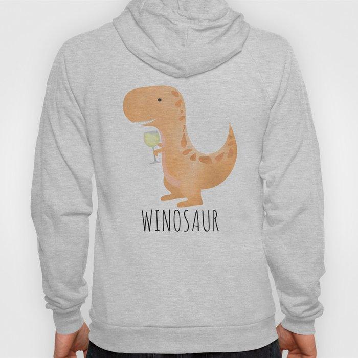 Winosaur | White Wine Hoody