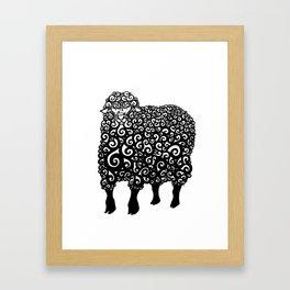 Mutton Framed Art Print