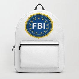 FBI Seal Backpack