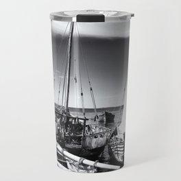 Dhow Zanzibar Indian Ocean Travel Mug