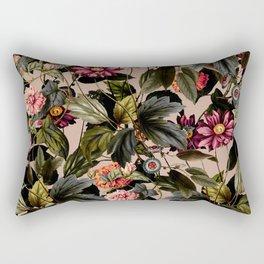 Vintage Garden II Rectangular Pillow