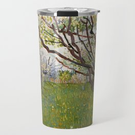 The Flowering Orchard Travel Mug