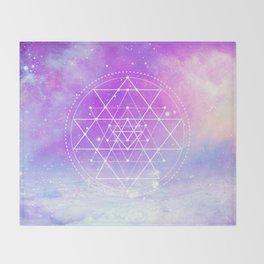 Sacred Geometry (Sri Yantra) Decke