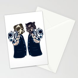 Intellectual Badass - Sup Dawg? Stationery Cards