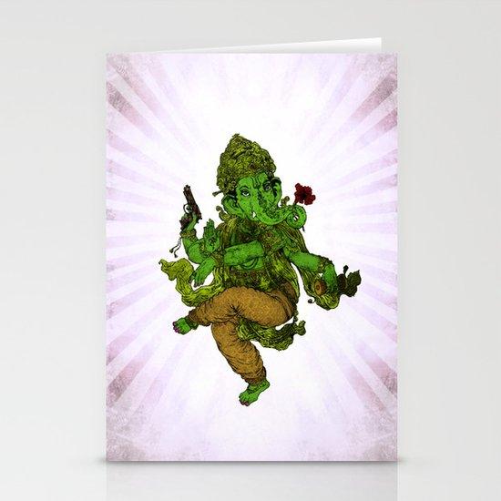 Ganesh Ecstasy Stationery Cards