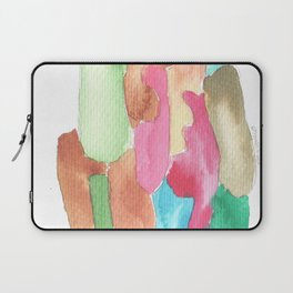 171013 Invaded Space 7  abstract shapes art design  abstract shapes art design colour Laptop Sleeve