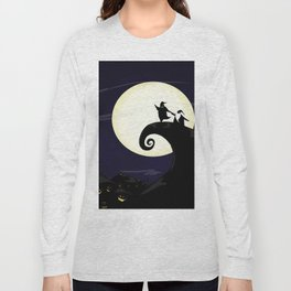 The Boogie and the Claus Long Sleeve T-shirt