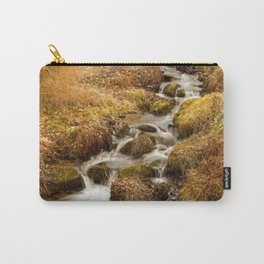 Places - Autumn in Dawyck Botanic Garden Scotland Carry-All Pouch