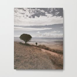 NGORONGORO VI Metal Print