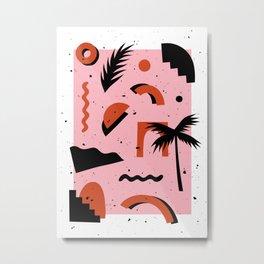 Juli I Metal Print