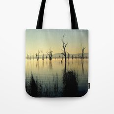 The Keepers of the Lake Tote Bag