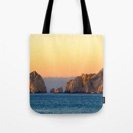 Cabo Sunrise Tote Bag