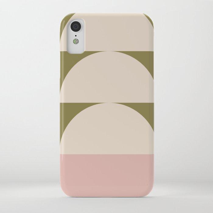 Contemporary Composition 14 iPhone Case