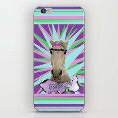 Unibrow iPhone & iPod Skin
