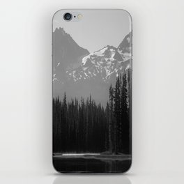 Lake Mist iPhone Skin