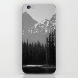 Lake Mist iPhone Skin