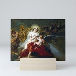 Peter Paul Rubens The Birth of the Milky Way Mini Art Print