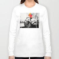 channel Long Sleeve T-shirts featuring No Channel by BD Photo