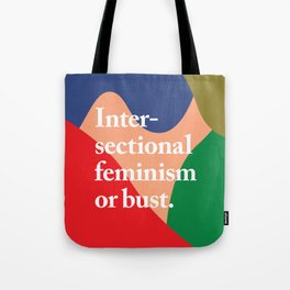 Intersectional Tote Bag