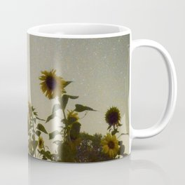 Sunflower Cosmos Coffee Mug