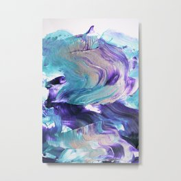 Insanity Metal Print
