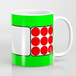 Tour de France Jerseys 2 Green Coffee Mug