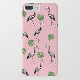 A Flock of Dead Flamingos iPhone Case