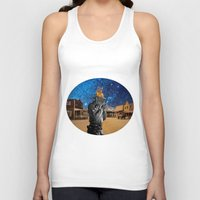western Tank Tops featuring Western by Cs025