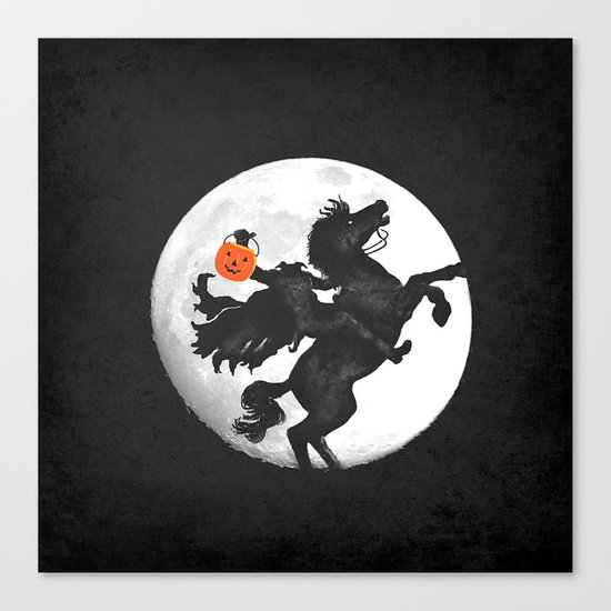 sweety hollow Canvas Print