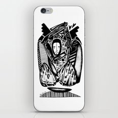 Winter - Emilie Record iPhone & iPod Skin