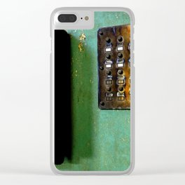 Abandoned I Clear iPhone Case