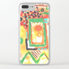 Now 2 Clear iPhone Case