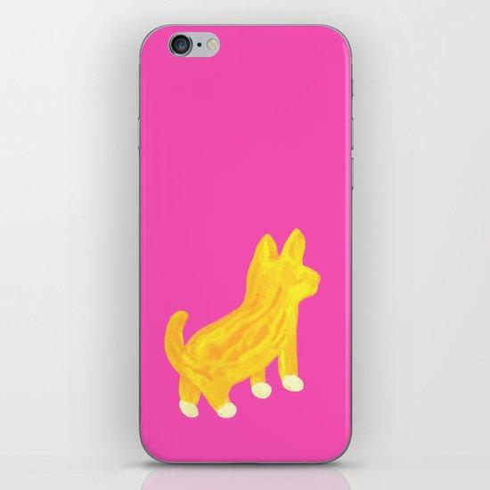 Shibainu dog iPhone & iPod Skin